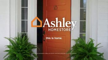 Ashley HomeStore Labor Day Sale TV Spot, 'Save up to 20% off and 0% Interest' - Thumbnail 7