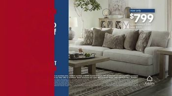Ashley HomeStore Labor Day Sale TV Spot, 'Save up to 20% off and 0% Interest' - Thumbnail 5