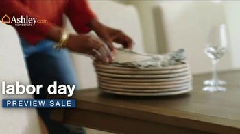 Ashley HomeStore Labor Day Preview Sale TV Spot, '30% Off and Early Access' - Thumbnail 3