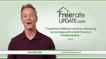 FreeRateUpdate.com TV Spot, 'Shop for a Mortgage Online' - Thumbnail 4