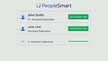 PeopleSmart TV Spot, 'Accurate Leads' - Thumbnail 6