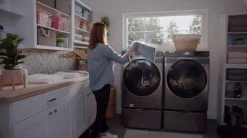 The Home Depot Labor Day Savings TV Spot, 'In Here: LG Washtower' - Thumbnail 3
