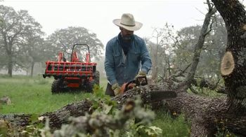 Kioti Tractors TV Spot, 'Jack of All Trades'