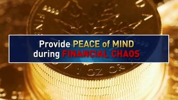 Lear Capital TV Spot, 'Peace of Mind During Financial Chaos: Free One Gram Gold Plated Bar' - Thumbnail 3