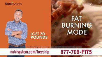 Nutrisystem TV Spot, 'Fat-Burning Mode: Free Shipping' Featuring Marie Osmond