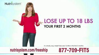 Nutrisystem TV Spot, 'Fat-Burning Mode: Free Shipping' Featuring Marie Osmond - Thumbnail 1