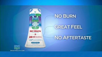 Smart Mouth Dry Mouth Activated Mouthwash TV Spot, 'Common Problem' - Thumbnail 4