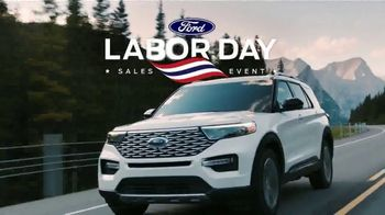 Ford Labor Day Sales Event TV Spot, 'Right Now: SUVs' [T2] - Thumbnail 1