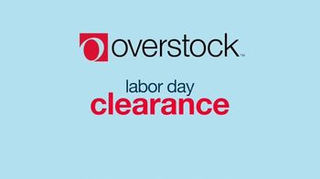Overstock.com Labor Day Clearance TV Spot, '70% Off Thousands of Items' - Thumbnail 1