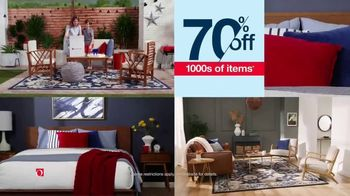 Overstock.com Labor Day Clearance TV Spot, '70% Off Thousands of Items' - Thumbnail 3