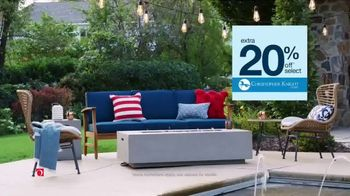 Overstock.com Labor Day Clearance TV Spot, '70% Off Thousands of Items' - Thumbnail 4
