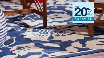 Overstock.com Labor Day Clearance TV Spot, '70% Off Thousands of Items: Safavieh'