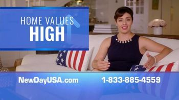 NewDay USA 100 VA Cash Out Loan TV Spot, 'Turn Home Equity Into Cash'