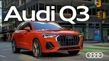 2021 Audi Q3 TV Spot, 'Around Town' [T2] - Thumbnail 1