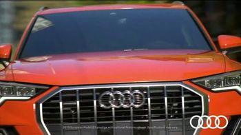 2021 Audi Q3 TV Spot, 'Around Town' [T2] - Thumbnail 2