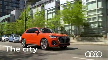 2021 Audi Q3 TV Spot, 'Around Town' [T2] - Thumbnail 3