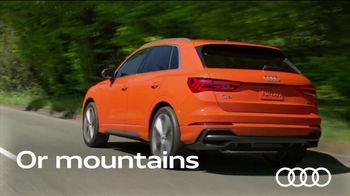 2021 Audi Q3 TV Spot, 'Around Town' [T2] - Thumbnail 4