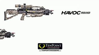 TenPoint Havoc RS440 and RS440 XERO TV Spot, 'Faster Never Felt Better' - Thumbnail 9