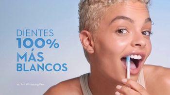 Crest Whitening Emulsions TV Spot, 'Se aplica en segundos' [Spanish]