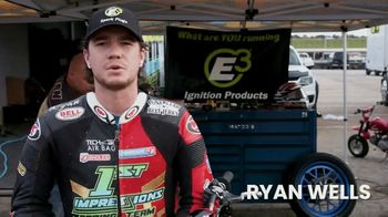 E3 Spark Plugs E3 Lithium Batteries LiFePO4 TV Spot, 'Why Do You Run' Featuring Ryan Wells