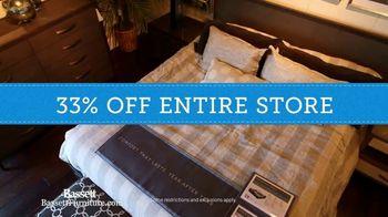 Bassett Labor Day Sale TV Spot, '33% Off' - Thumbnail 4