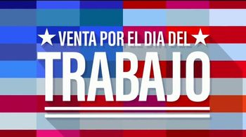 Rooms to Go Venta por el Día del Trabajo TV Spot, 'Juegos de comedor' [Spanish] - Thumbnail 1