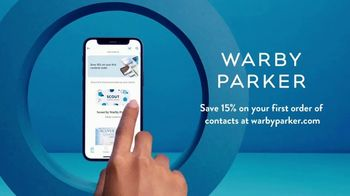 Warby Parker Scout TV Spot, 'When It Comes to Contacts'