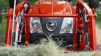 Kioti Tractors TV Spot, 'Peace'
