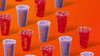 Apple Cranberry Dunkin' Refreshers TV Spot, 'Fall Into Flavorful' - Thumbnail 2