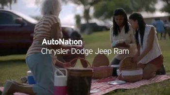 AutoNation Chrysler Dodge Jeep Ram Make This the Summer Event TV Spot, '0% Financing' - Thumbnail 5