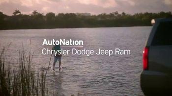 AutoNation Chrysler Dodge Jeep Ram Make This the Summer Event TV Spot, '0% Financing' - Thumbnail 9
