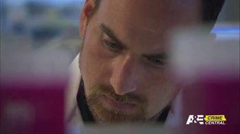 A&E Crime Central TV Spot, 'Crime 360 and Cold Case Files Classic'