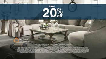 Ashley HomeStore Anniversary Sale TV Spot, 'Save 35%' - Thumbnail 6