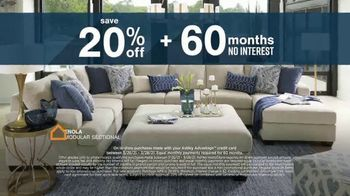 Ashley HomeStore Anniversary Sale TV Spot, 'Save 35%' - Thumbnail 7