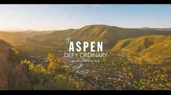 Aspen Chamber Resort Association TV Spot, 'Wide Open Spaces' - Thumbnail 8