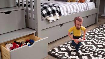 Bob's Discount Furniture 30th Anniversary TV Spot, 'Legos y cama Keystone' [Spanish] - Thumbnail 3