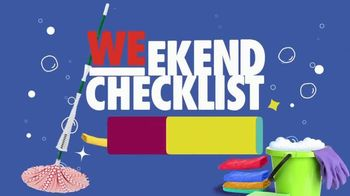 Libman TV Spot, 'WE TV: Weekend Checklist' - Thumbnail 1