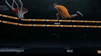 Continental Tire TV Spot, 'High Scores For the 2021 Continental Tire Dunk Team!' Song by Skrxlla