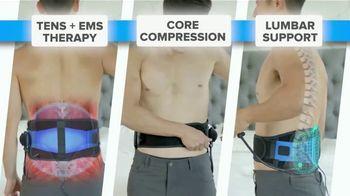 DR-HO's Triple Belt TV Spot, 'Relax Muscles, Improve Circulation, Relieve Pain: $54.99'
