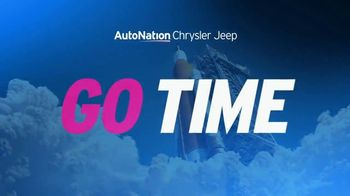 AutoNation Chrysler Jeep Celebration Event TV Spot, 'Go Time: Jeep Models'