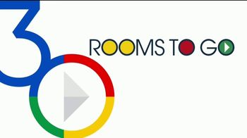 Rooms to Go 30th Anniversary Sale TV Spot, 'Upholstered Counter Height Table and Stools' Song by Junior Senior - Thumbnail 2