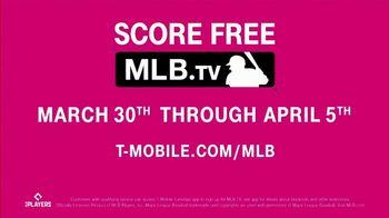 T-Mobile TV Spot, 'Baseball Is Back: MLB.TV' - Thumbnail 8