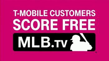 T-Mobile TV Spot, 'Baseball Is Back: MLB.TV' - Thumbnail 3