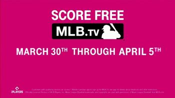 T-Mobile TV Spot, 'Baseball Is Back: MLB.TV' - Thumbnail 7