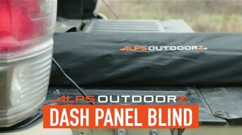 ALPS OutdoorZ Dash Panel Blind TV Spot, 'Before You Head Out' - Thumbnail 1