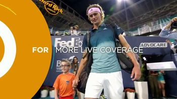 Tennis Channel Plus TV Spot, 'Miami Open With 20% Off' - Thumbnail 1