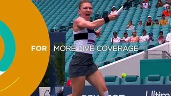 Tennis Channel Plus TV Spot, 'Miami Open With 20% Off' - Thumbnail 2