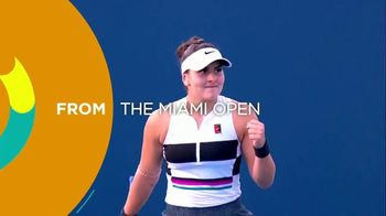 Tennis Channel Plus TV Spot, 'Miami Open With 20% Off' - Thumbnail 3