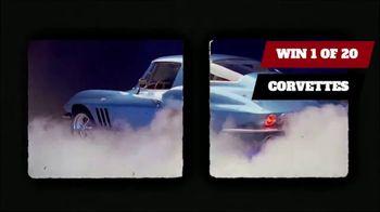 Corvette Heroes The Lost Corvettes Giveaway TV Spot, '20 Winners' - Thumbnail 2