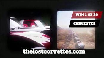 Corvette Heroes The Lost Corvettes Giveaway TV Spot, '20 Winners' - Thumbnail 3